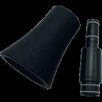 Nuvo Kit bocal et pavillon droit pour jSax noir - Vue 1