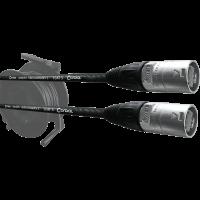 CORDIAL Enrouleur réseau cat5 EtherCon 50m - Vue 1