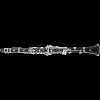 Jupiter Clarinette Sib étudiant ABS nickelée - Vue 1