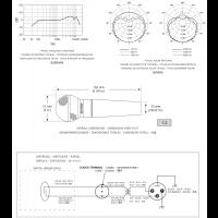 Shure SM58-LCE - Vue 4