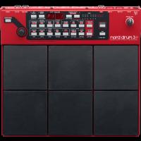 Nord Drum 3p - Pad de percussion éléctronique à modélisation - Vue 1