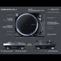 Denon Dj VL12 Prime - Vue 6