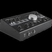Mackie Contrôleur de monitoring 3 in 2 out USB Bigknob Studio - Vue 1