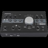 Mackie Contrôleur de monitoring 3 in 2 out USB Bigknob Studio - Vue 3