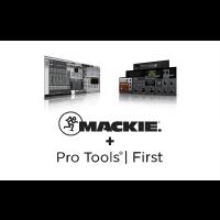 Mackie Contrôleur de monitoring 3 in 2 out USB Bigknob Studio - Vue 2