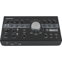 Mackie Contrôleur de monitoring 4 in 3 out USB Bigknob Studio+ - Vue 4