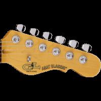 G&L Tribute ASAT Classic Bluesboy Semi Hollow Blonde - Vue 6