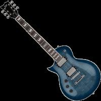 Ltd EC-256LH cobalt blue gaucher - Vue 2