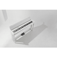 Korg Piano C1 Air WH - Vue 3