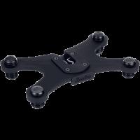 Standley Support guitare acoustique intégré - Vue 2