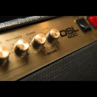 Marshall DSL40 Combo - Vue 5