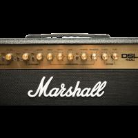 Marshall DSL40 Combo - Vue 6