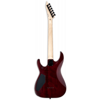 Ltd MH200 Rouge sombre transparent - Vue 4