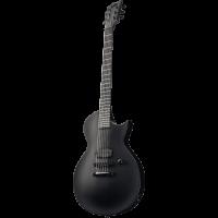 Ltd EC-Black metal black satin - Vue 3