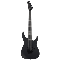 LTD M-Black metal black satin - Vue 1