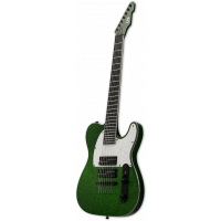 Ltd SCT-607 Baritone Green Sparkle - Vue 1