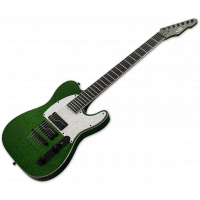 Ltd SCT-607 Baritone Green Sparkle - Vue 2