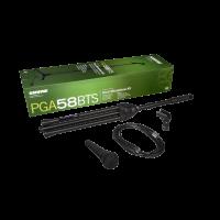 Shure Pack PGA58-XLR + pied de micro - Vue 1