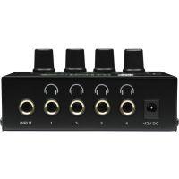 Mackie HM-4 Amplificateur de casque 4 canaux - Vue 2