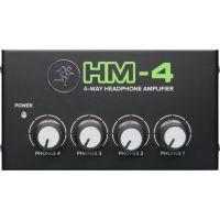 Mackie HM-4 Amplificateur de casque 4 canaux - Vue 3