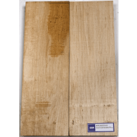 Lutherie Aulne - american red alder 550x180x50x2 non collé - Vue 1
