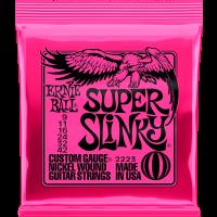 Ernie Ball Super slinky 9-42 - Vue 1