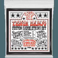 Ernie Ball Stainless steel banjo tenor medium 10-30 - Vue 1