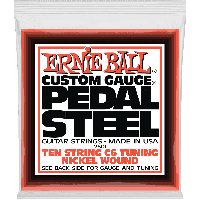 Ernie Ball Pedal steel accordage c6 - Vue 1