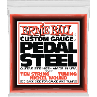 Ernie Ball Pedal steel accordage e9 - Vue 1