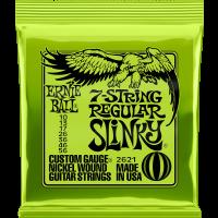 Ernie Ball Regular slinky 7 cordes 10-56 - Vue 1