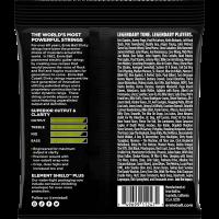 Ernie Ball Slinky cobalt 10-46 - pack de 3 - Vue 2