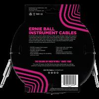 Ernie Ball Cables instrument classic jack/jack 3m noir - Vue 2