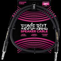 Ernie Ball Cables haut-parleur classic jack/jack 91cm noir - Vue 1