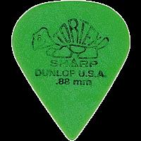 Dunlop Tortex Sharp 0,88mm sachet de 72 - Vue 1