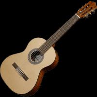 Santos y Mayor GSM 7-2 Guitare classique 1/2 finition naturelle - Vue 2