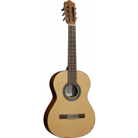 Santos y Mayor GSM 7-2 Guitare classique 1/2 finition naturelle - Vue 3