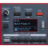 Nord Piano 4 88 notes toucher lourd - Vue 4