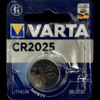 Varta Pile lithium CR2025 - Vue 1