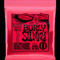 Ernie Ball Burly slinky 11-52 - Vue 1