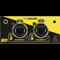 ALLEN & HEATH Carte optionnelle SQ Waves SoundGrid 3 - Vue 2