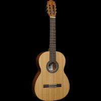 Santos Y Mayor Guitare classique naturelle 4/4 - GSM 7  - Vue 3