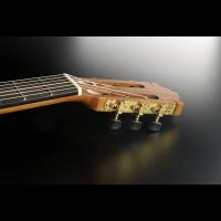 Santos Y Mayor Guitare classique naturelle 4/4 - GSM 7  - Vue 7