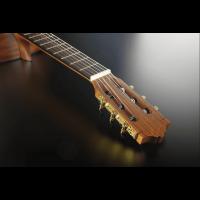 Santos Y Mayor Guitare classique naturelle 4/4 - GSM 7  - Vue 8