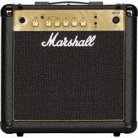 Marshall Combo MG 15W Gold - Vue 2