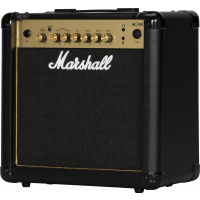 Marshall MG15R Gold - Vue 1