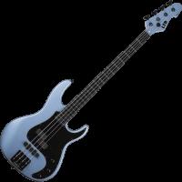 Ltd Basse AP 4 cordes Pelham Blue - Vue 2