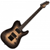 LTD TE-1000 evertune black natural burst - Vue 2