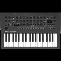 Korg Minilogue XD - Vue 2