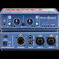 Radial Émetteur audio 2 canaux Dante DAN-TX2 - Vue 3