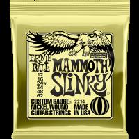 Ernie Ball Mammoth slinky 12-62 - Vue 1